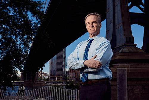 Marc Fliedner write-in for Manhattan District Attorney