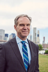 Marc Fliedner write-in for Manhattan District Attorney